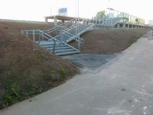 Pärnu jaama ooteplatvorm