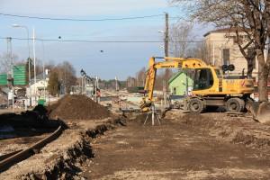 Türi-Viljandi raudteelõigu rekonstrueerimine